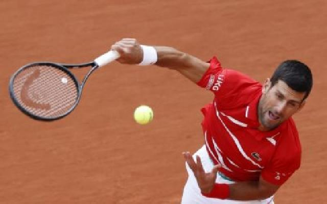 French Open: Djokovic Menang atas Ricardas