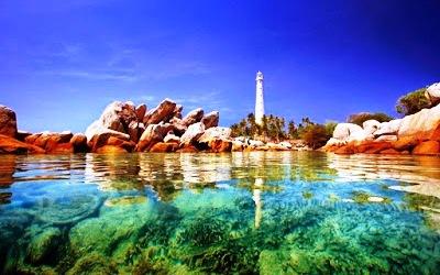 Daftar Tempat Wisata Surganya Keindahan Alam Indonesia